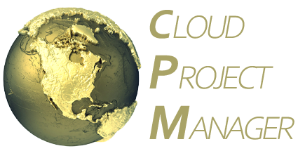 Cloud Project Manager